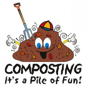 Cover photo for Composting Makes Cents