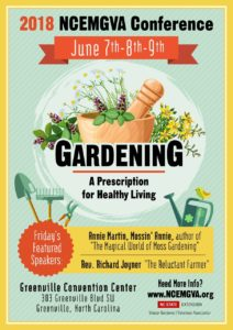 Cover photo for Gardening Conference Registration Now Open!