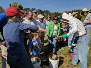 Cover photo for Register Now for 2019 Chatham County Beekeeping School