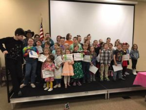 4H Wilkes Food Show