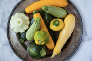 Cover photo for Summer Squash - Cooking and Preserving