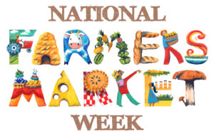 Cover photo for National Farmers Market Week