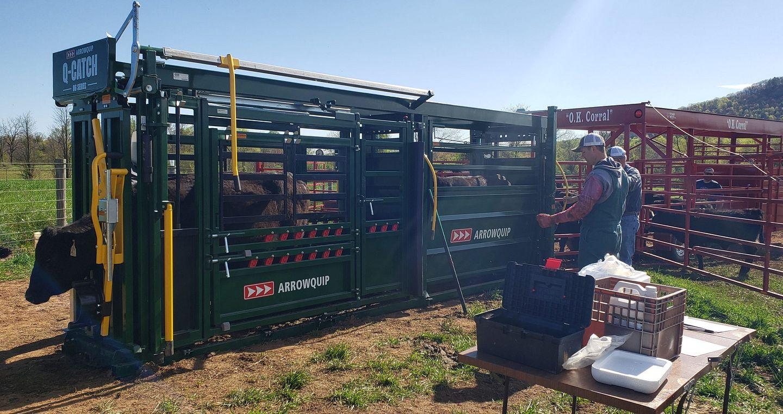Goddard Family Farm Scales