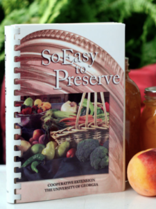 Cover photo for So Easy to Preserve 6th Edition Updates